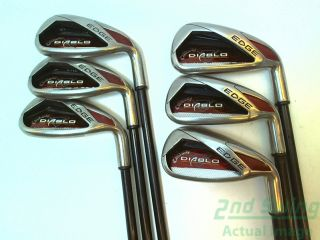Callaway Diablo Edge Iron Set 6 GW Graphite Stiff Right