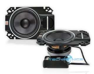 JBL Speakers 4x6 2yr Waranty New Car 4x6 300W Plate Speaker Pair