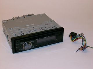 Pioneer DEH 1300MP in Dash Car Stereo CD Player Am FM Radio with