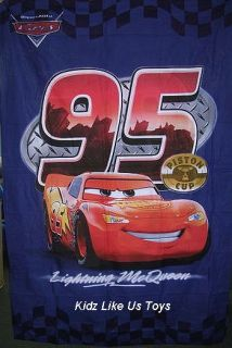 Disney Cars Lightning McQueen Quilt DOONA Cover 95