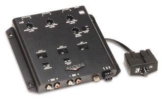 New Kicker KX3 Car Audio Amplifier Amp Crossover 3 Way