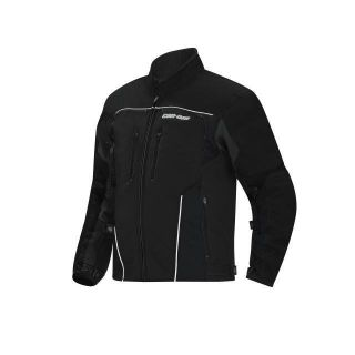 Can Am Spyder Motorcycle New Caliber Riding Jacket Coat Black Large L