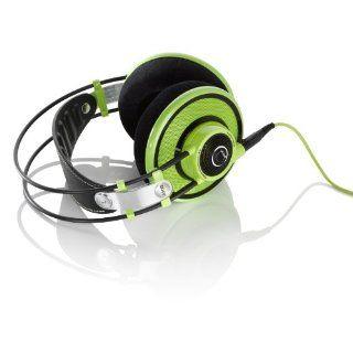 AKG Q701GRN Quincy Jones Signature Over the Ear Headphone (Green