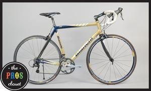 Bianchi Giro Road Bike // 55cm Aluminum Carbon Race Hill Climb Triple