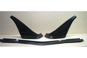 1978 1981 Camaro Z28 Fender Flares Wheel Spoilers 3 Piece Set