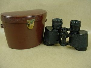 Carl Zeiss 8x30B w/case Beautiful Vintage & Best German Binoculars WOW