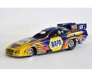 Auto World NHRA Napa Ron Capps Funny Car Auto World 1 24 Scale Diecast
