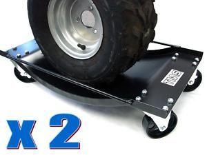 2X Car Moving Wheel Tire Dolly Skate Jack Shop Lift 12
