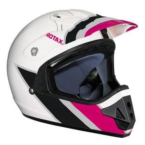 Can Am New Factory ATV MX Offroad Dirt Helmet Ladies Girls XS Open