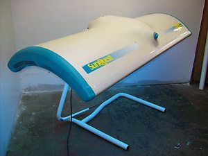 ... SunQuest P 1000S Tanning Canopy Bed 120 Volt Household Electrical ... & Sunquest Wolff Canopy Tanning Bed 2000s