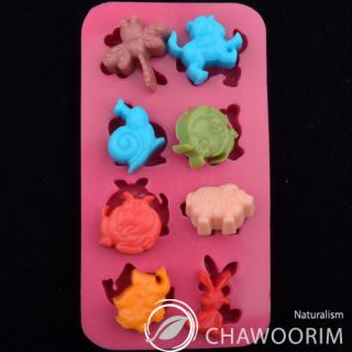Silicone Molds Chocolate Molds Candy Molds Cake Deco Molds Soap