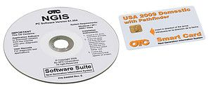 Brand New 2009 Domestic Smart Card Software Update Kit Mentor