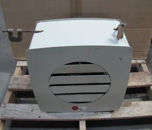 ILG Carrier Unit Heater 37096 5KW 17060 BTU 277V 460CFM