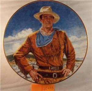 The Duke Limited Ed Robert Tanenbaum Franklin Mint John Wayne