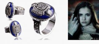 Vampire Diaries Ring Caroline Keep in Sun Jeremy
