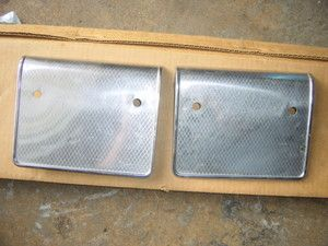 1961 Cadillac 2 Door Interior Door Panel Trim Car Parts 61 Convertible