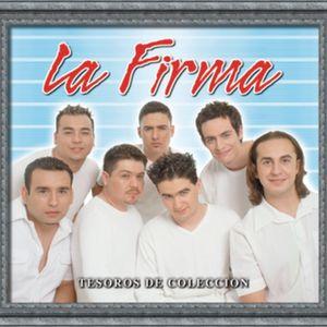 La Firma Tesoros de Coleccion 3 CDs 30 Canciones Grande Exitos