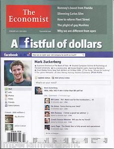 Magazine Mark Zuckerberg Mitt Romney Carlos Slim Gay Muslims