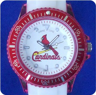 12 ST LOUIS CARDINALS WATCH MLB LICENSED BULK LOT