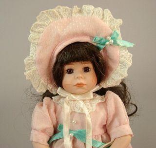 Carol Anne Porcelain Doll Limited Edition Gwen Goebel Bette Ball Pink