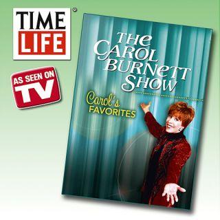 As Seen on TV Time Life Carol Burnett Carols Favorites Set of 2 DVD