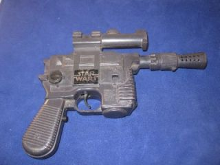 Star Wars Toy Weapon 1977 black plastic Kenner General Mills 20th Cent
