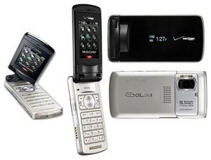 Casio Exilim C721 Waterproof 5MP Camera Cell Phone No Contract Verizon