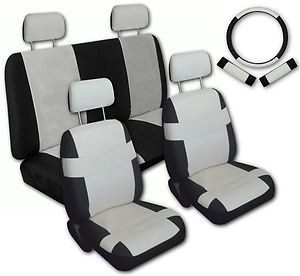 Faux Leather Next Generation Car Seat Covers Free Accessories Z