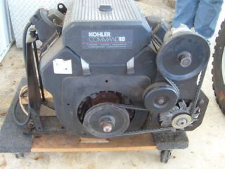 Kohler Commander 18 Cushman Golf Cart Motor CH18S