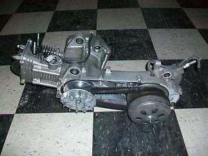 Crankcase Crank Motor Engine Yerf Dog Go Kart Cart Spiderbox GY6 150cc