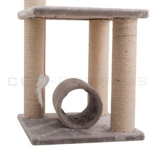 36 Cat Tree Condo Scratcher Kitty Cat Furniture Play Scratch Climber