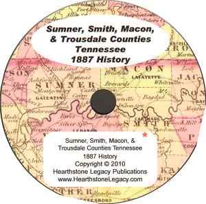 Carthage Tennessee Genealogy History Smith County TN