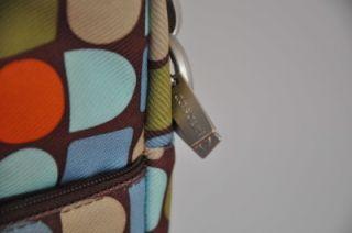 Casauri Padded Laptop Bag Brief Case Shoulder Bag Purse Colorful