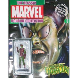 Green Goblin Duende Verde Figura PLOMO Marvel Figurine