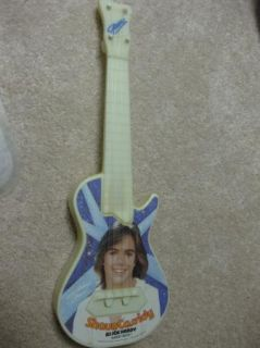 Shaun Cassidy Toy Guitar The Hardy Boys 1978
