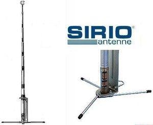 Sirio GPE 27 Low Radiation Angle 5 8 10M CB Base Antenna