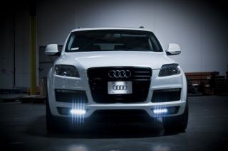 ENGINE ACTIVATED DAYTIME RUNNING LIGHTS (DRL) HIGH POWER PHILIPS LED