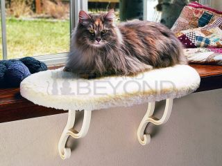 Thermo Kitty Cat Sill Windowsill Heated Perch Bed Furniture Window