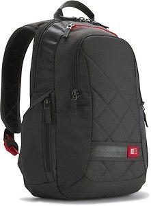 Case Logic DLBP 114 14 PC 13 Macbook Laptop Computer Backpack Bag Dark