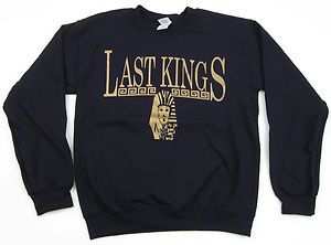 Tyga Last Kings Sweatshirt YMCMB Compton Hip Hop R B Rap Adult Sweater