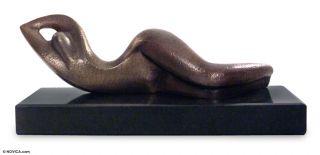 MADONNA RENAISSANCE Original Bronze ART Sculpture