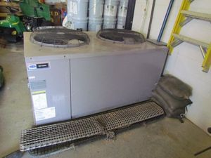 Carrier Air Cooled 15 TON Air Conditioner Condensing Unit Split System