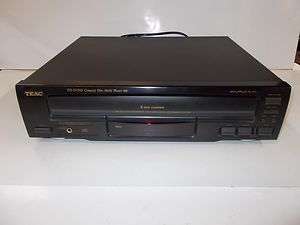 Disc CD Compact Disc Changer Player Home Audio Component