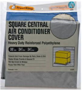 Thermwell Square Central Air Conditioner Cover CC32XH