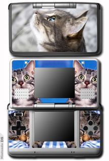 Cat Cute Pets Skin Decal Sticker for Nintendo DS 1