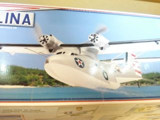 Catalina Electric Powered Sport Scale R C Model Airplane Kit