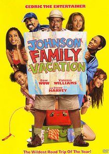 Johnson Family Vacation DVD Cedric The Entertainer