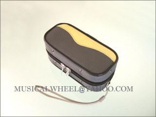 Saxophone Mouthpiece Case Good for Soprano Alto Tenor