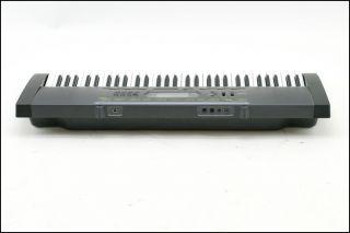 Casio CTK 2000 61 Key Portable Electronic Keyboard 217913