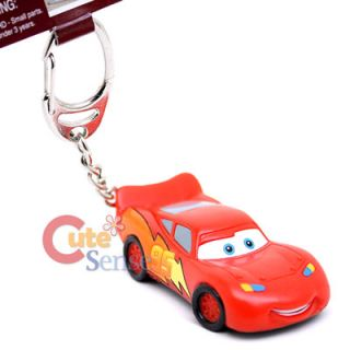 Disney Pixar Cars Lightning McQueen Figure Key Chain